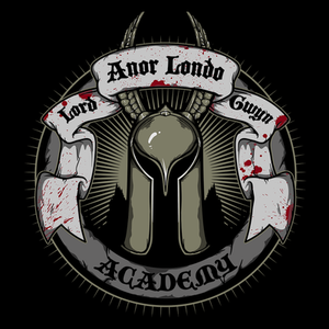 Pop-Up Tee: Anor Londo Academy