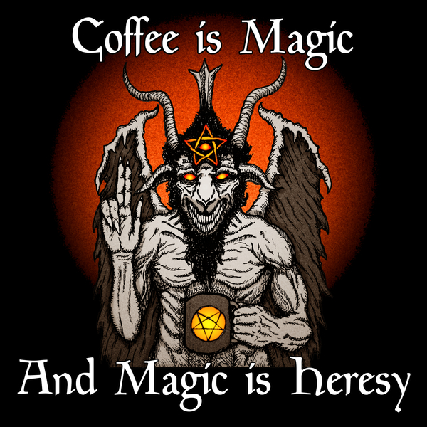 NeatoShop: Coffee is Magic
