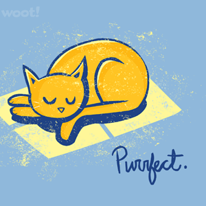 Woot!: Purrrfect Day