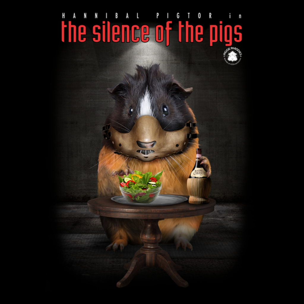 NeatoShop: Silence of the Pigs