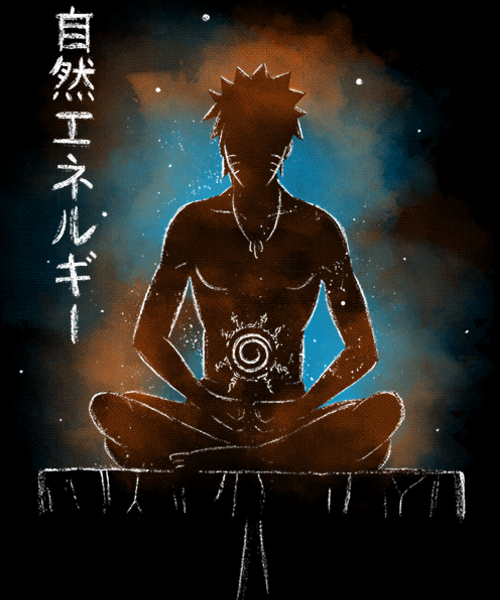 Qwertee: Senjutsu power
