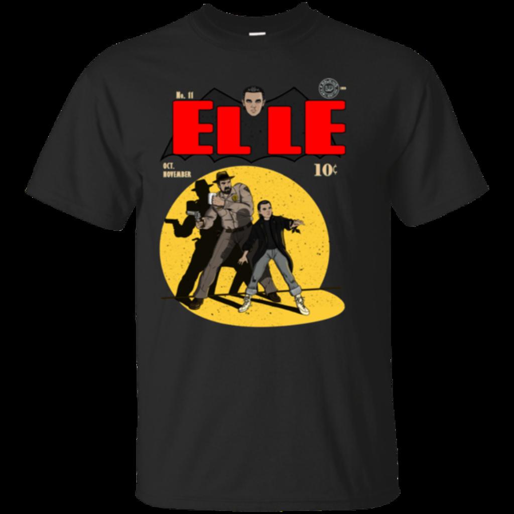 Pop-Up Tee: Elle N11
