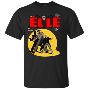 Pop-Up Tee: Elle N11