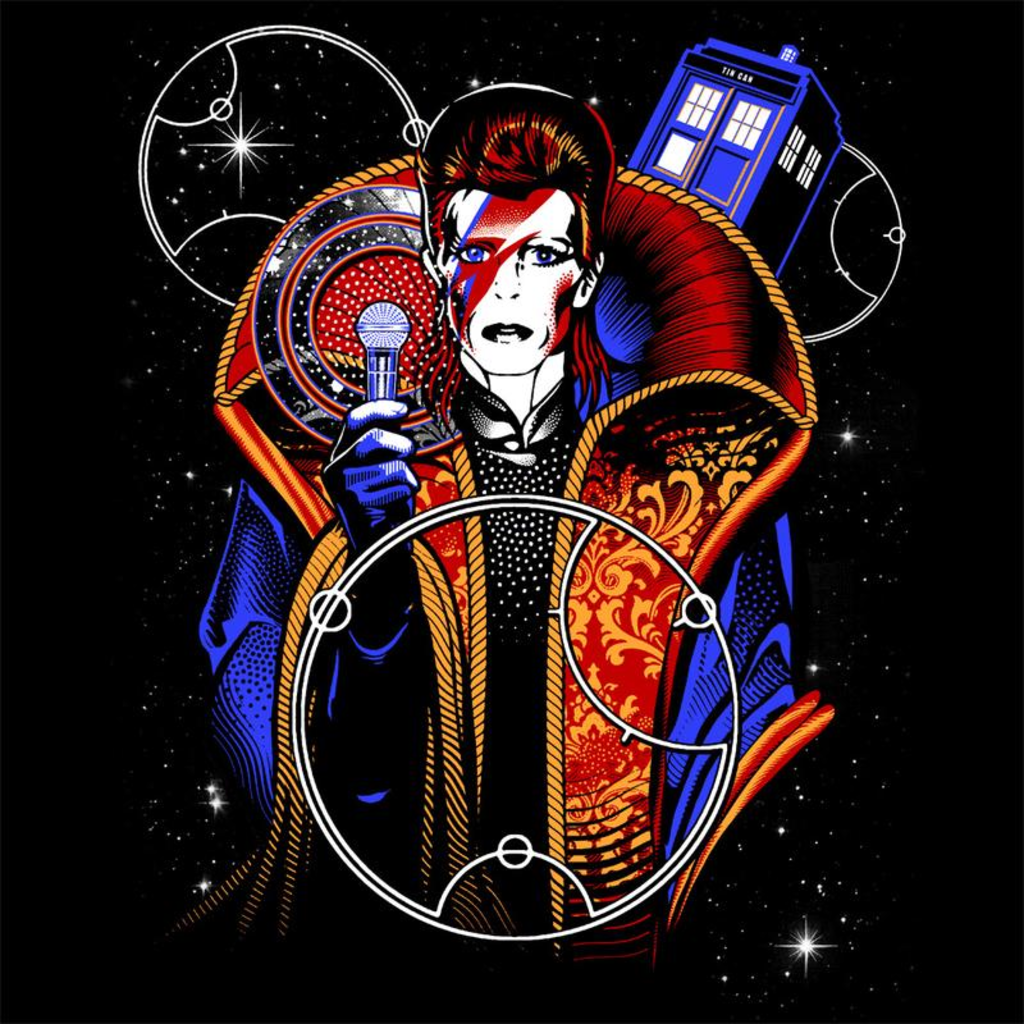 Curious Rebel: Doctor Stardust