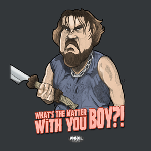 NeatoShop: What's The Matter With You Boy?!
