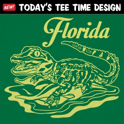 6 Dollar Shirts: Florida Baby Gator