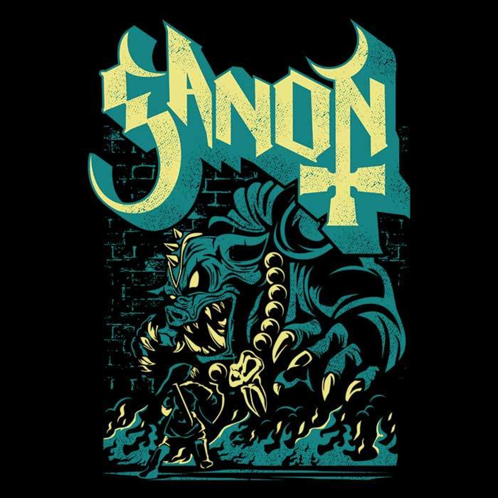 Once Upon a Tee: Monstrous Prince of Darkness