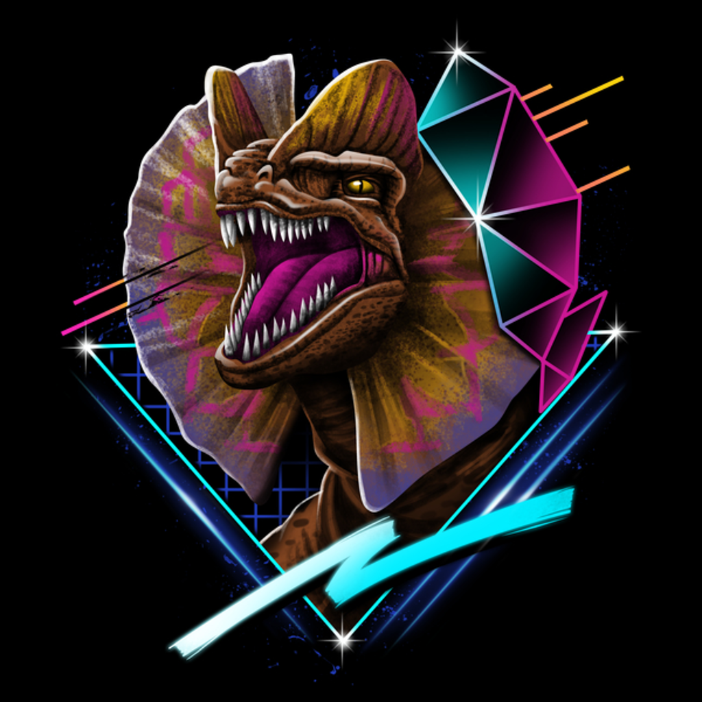 NeatoShop: Rad Dilaphosaurus