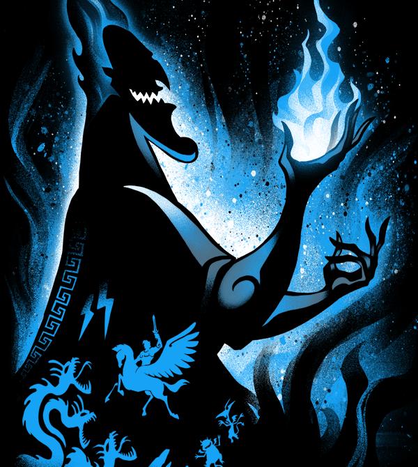 teeVillain: Lord of the Underworld