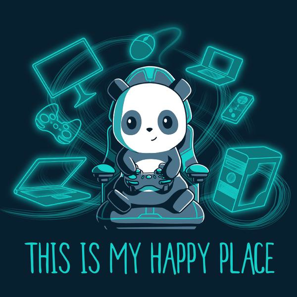 TeeTurtle: Gaming is My Happy Place