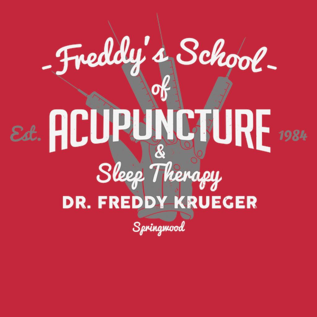 NeatoShop: School of Acupuncture