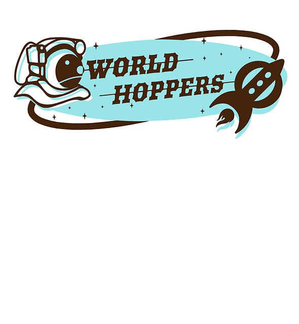RedBubble: World Hoppers