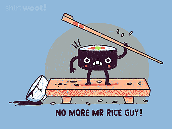 Woot!: Mr Rice Guy