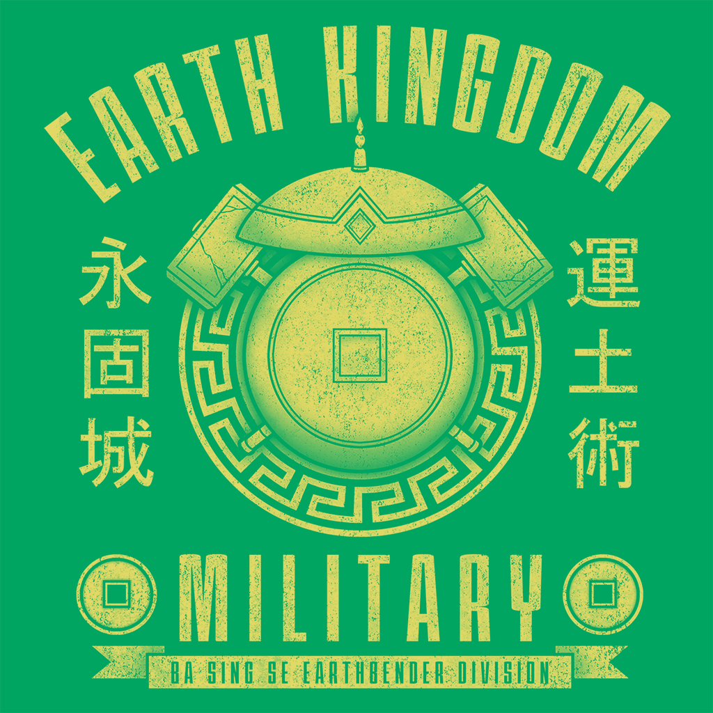 Pop-Up Tee: Earth Is Strong