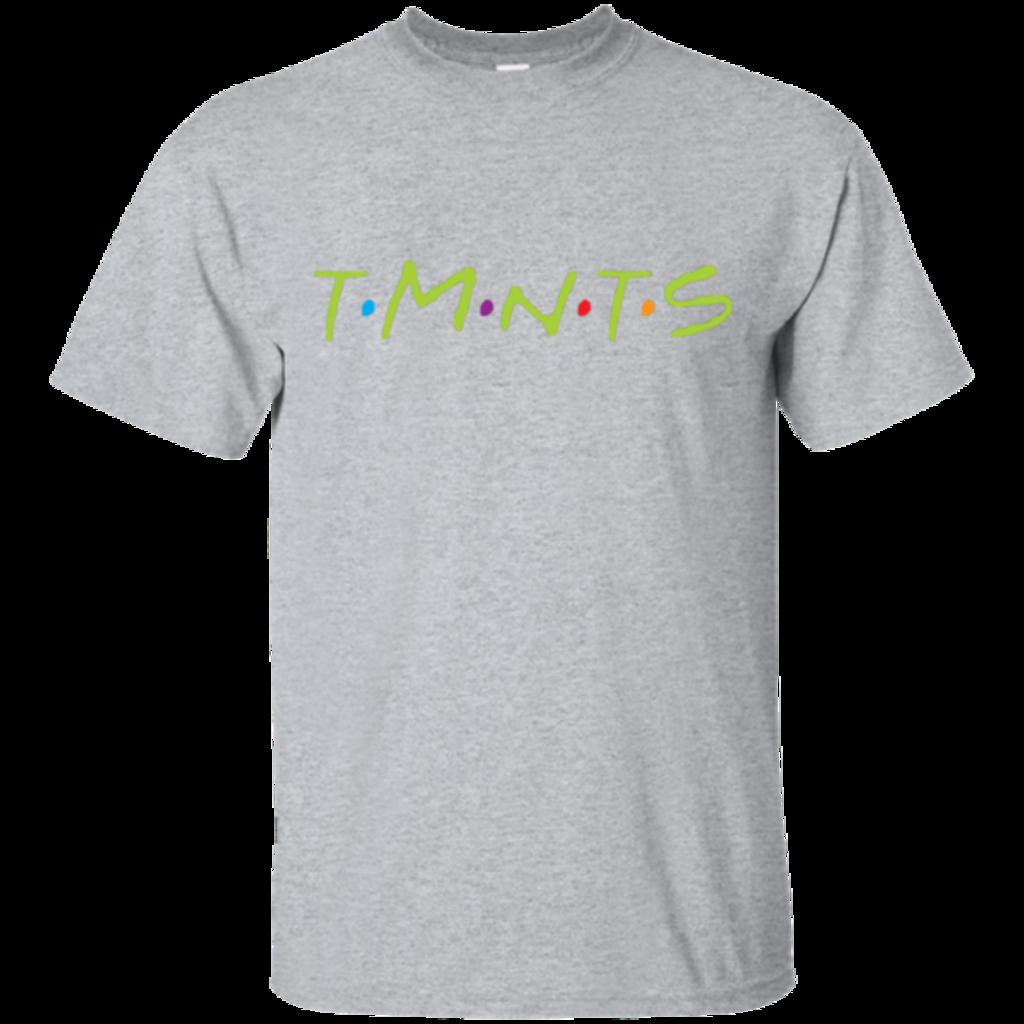 Pop-Up Tee: TMNTS