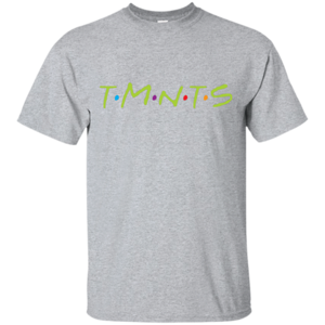 Pop-Up Tee: TMNTS