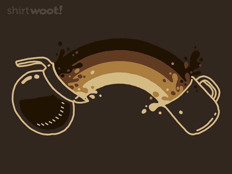 Woot!: Coffee Rainbow