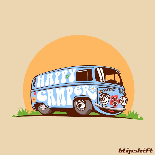 blipshift: Happy Camper