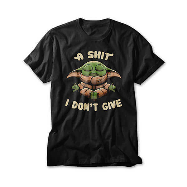OtherTees: A Shit I Dont Give