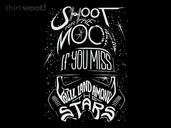Woot!: Shoot for the Moon