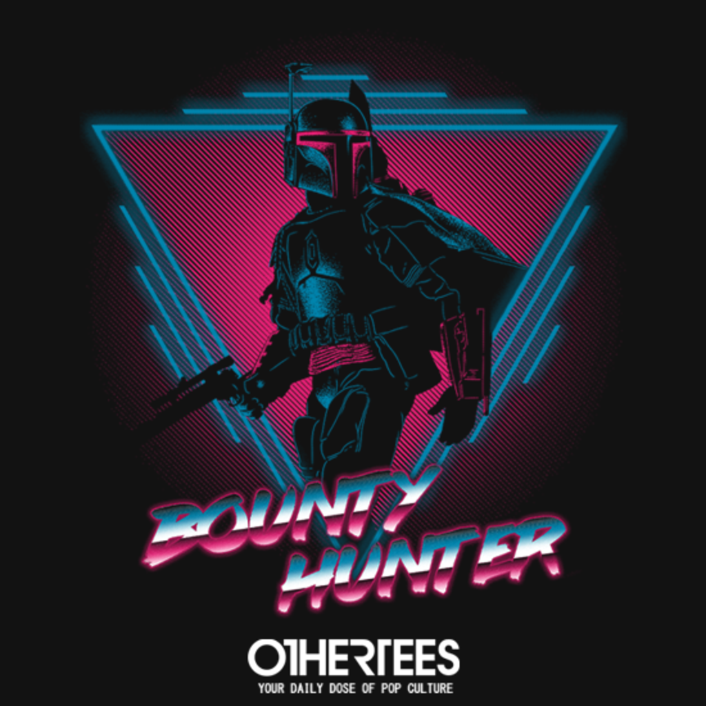 OtherTees: Bounty Hunter
