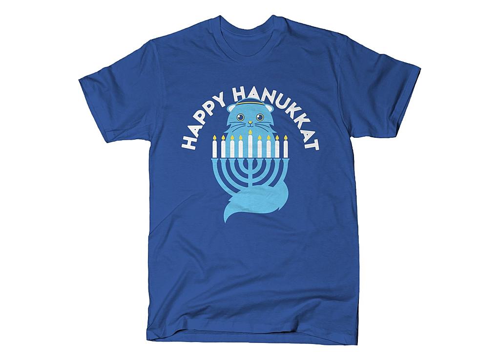 SnorgTees: Happy Hanukkat