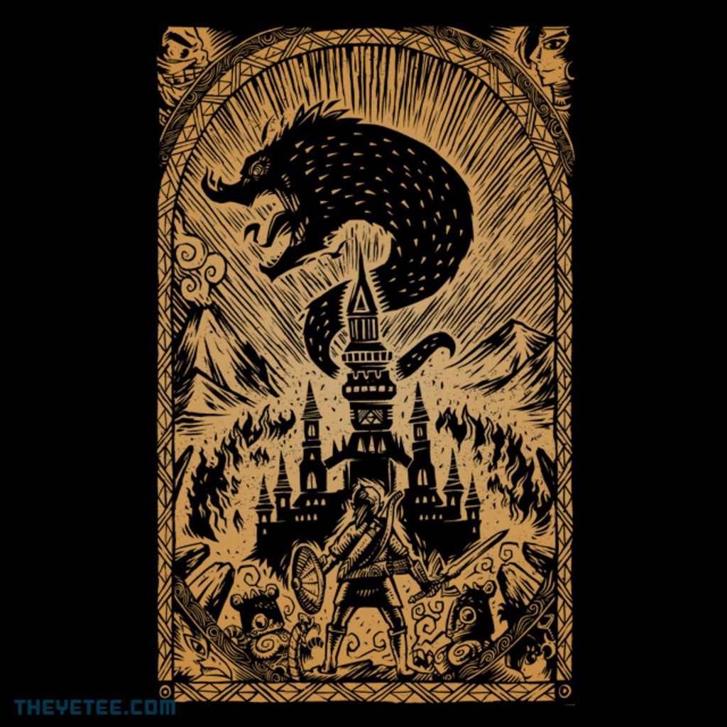 The Yetee: Great Cataclysm
