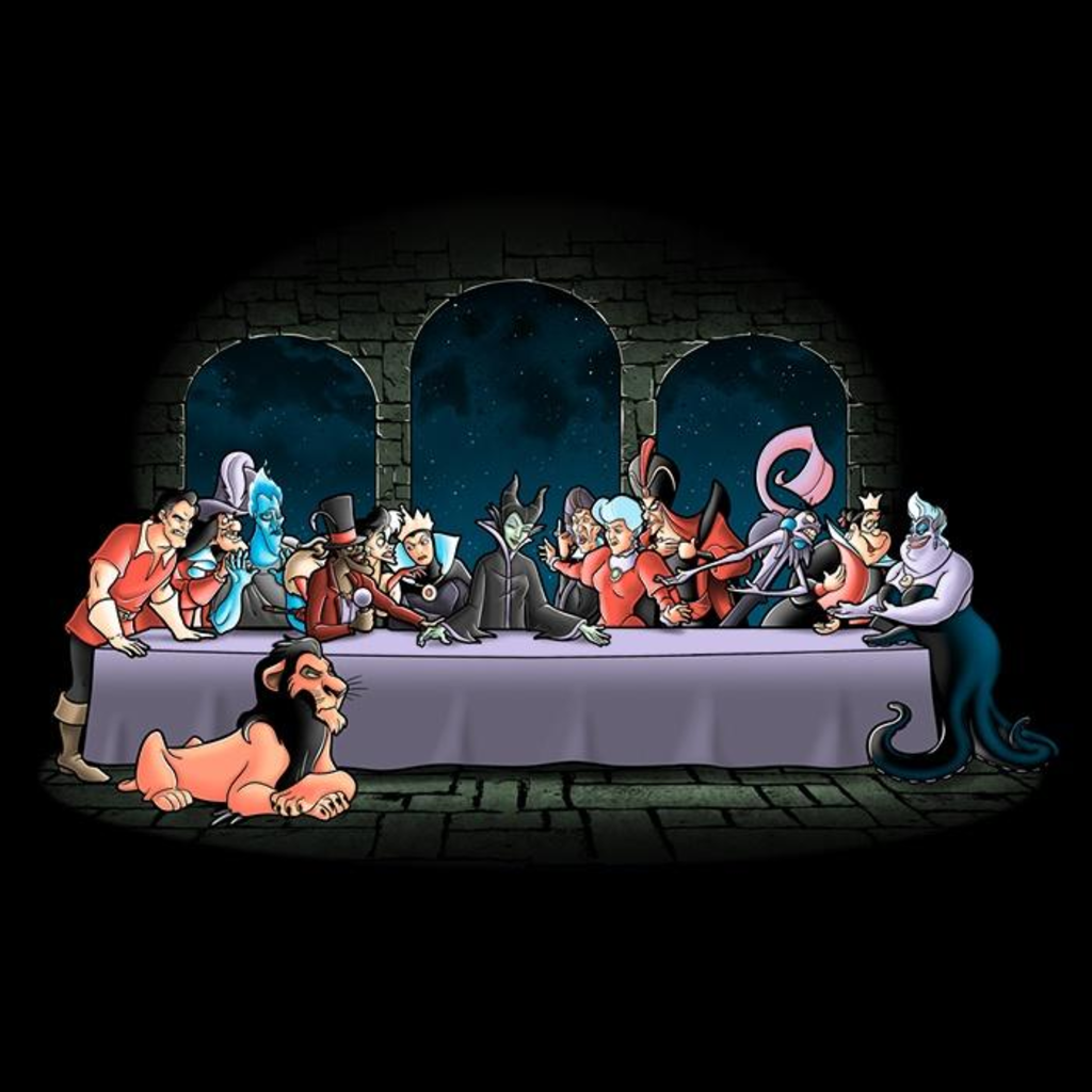 Once Upon a Tee: Bad Dinner