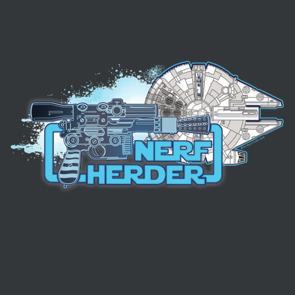 NeatoShop: Scuffy Nerfherder
