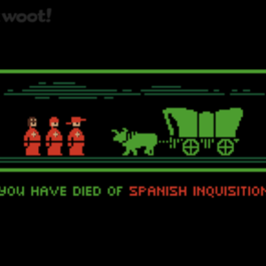 Woot!: Unexpected Death
