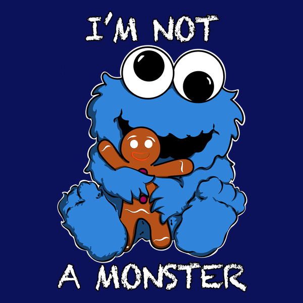 NeatoShop: I'm not a monster
