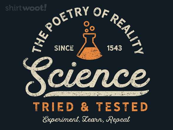 Woot!: The Poetry of Reality