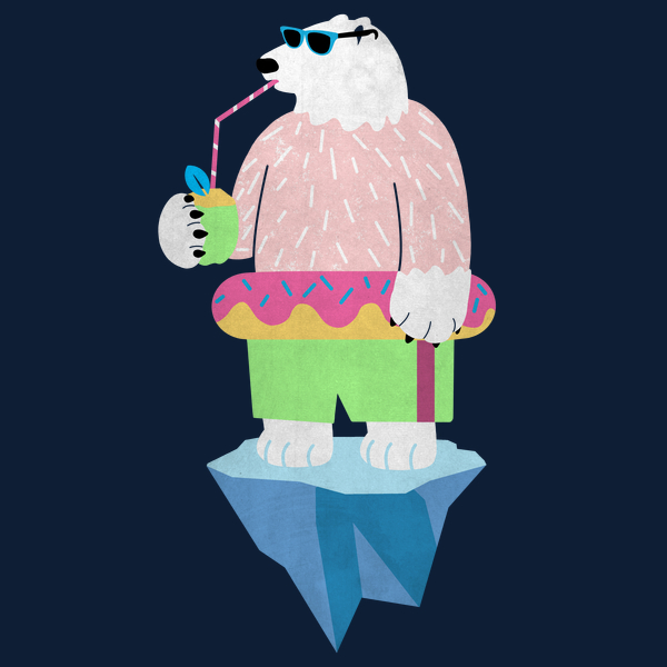 NeatoShop: Summer Bear