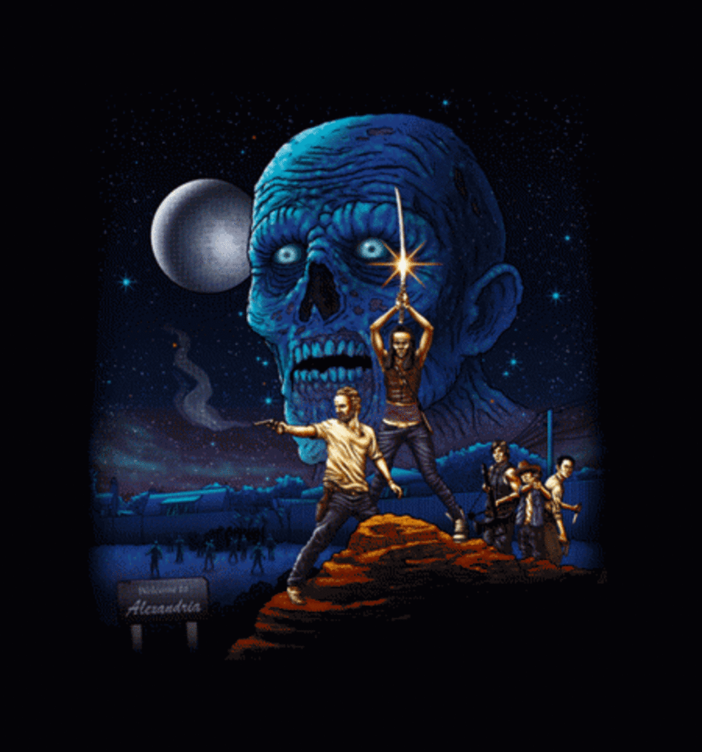 BustedTees: Dead Wars