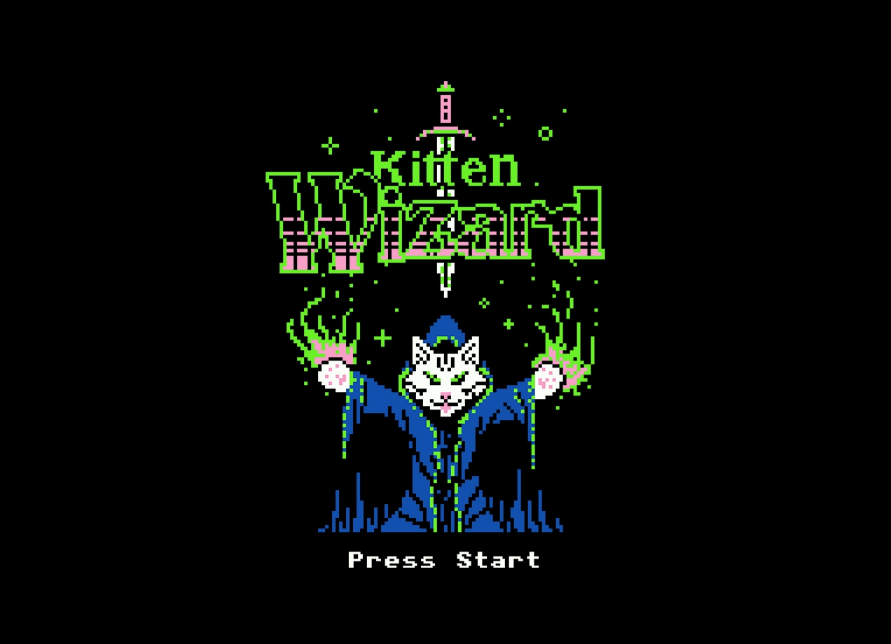 Threadless: Kitten Wizard