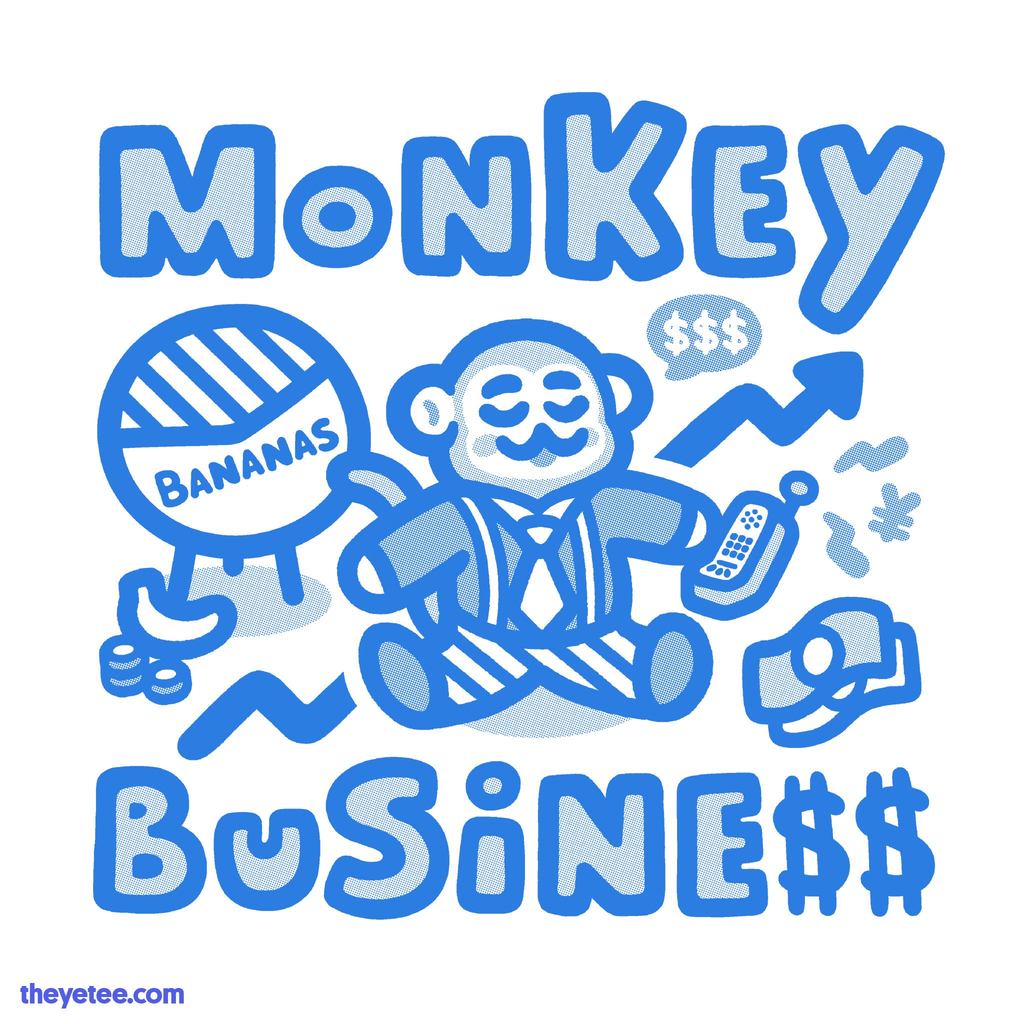 The Yetee: Monkey Business