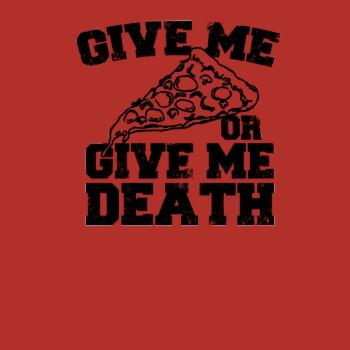 BustedTees: Pizza or Death