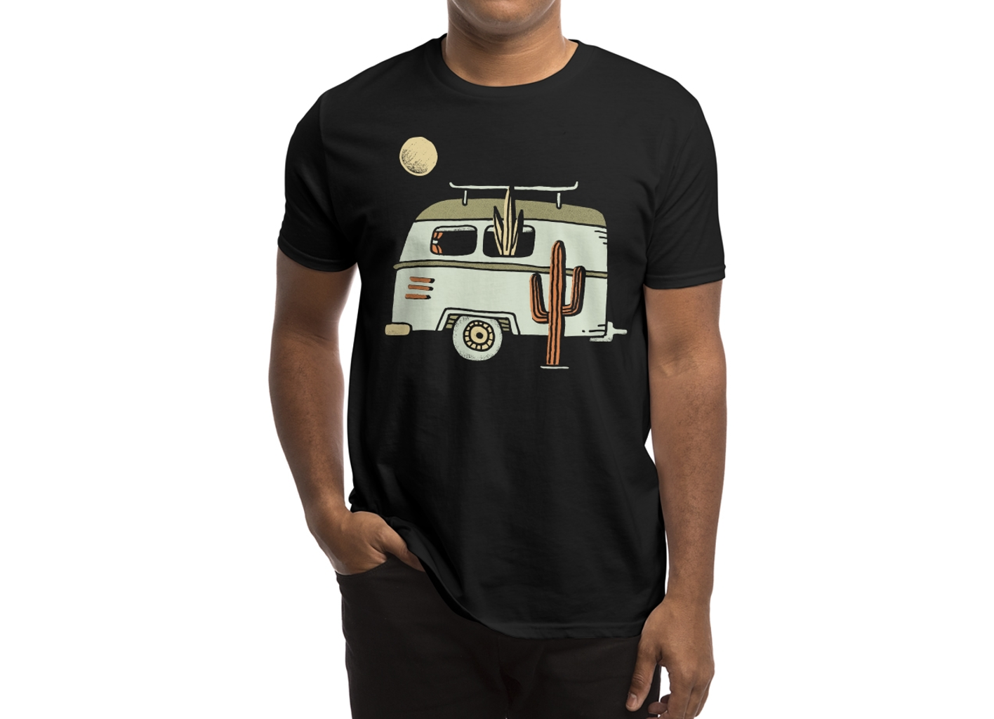Threadless: Van Life