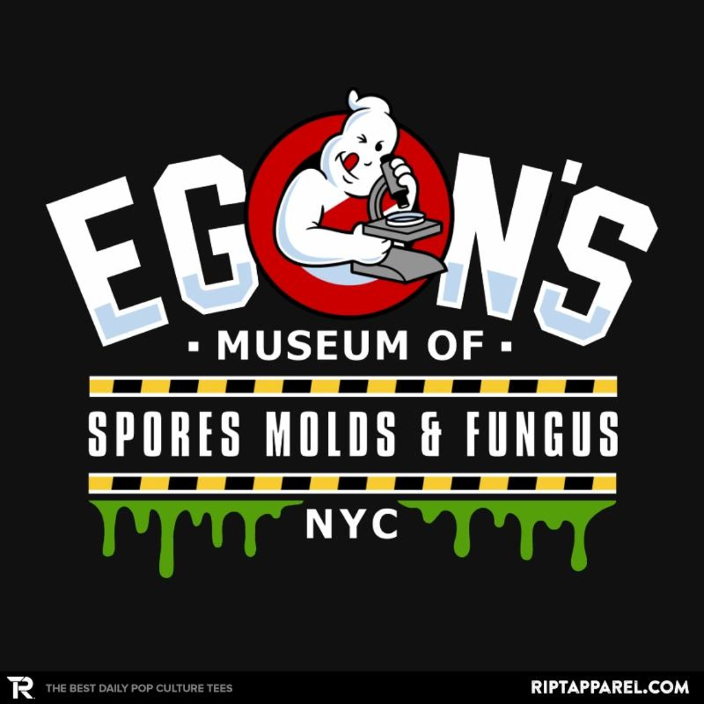 Ript: Museum of Spores Molds & Fungus