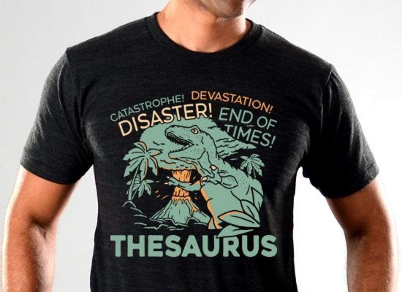 SnorgTees: Thesaurus Limited Edition Tri-Blend