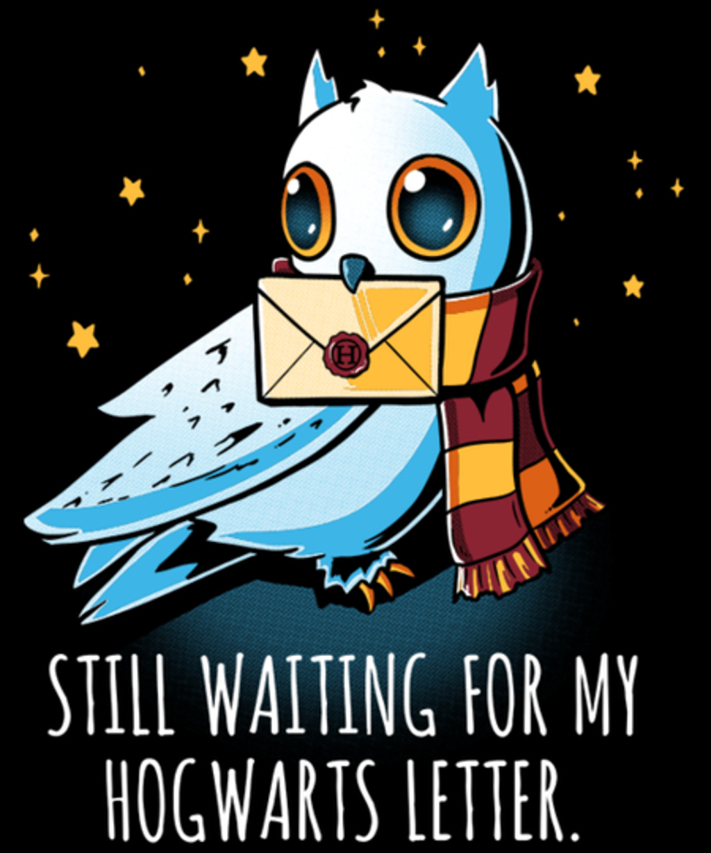 Qwertee: Waiting for my Letter