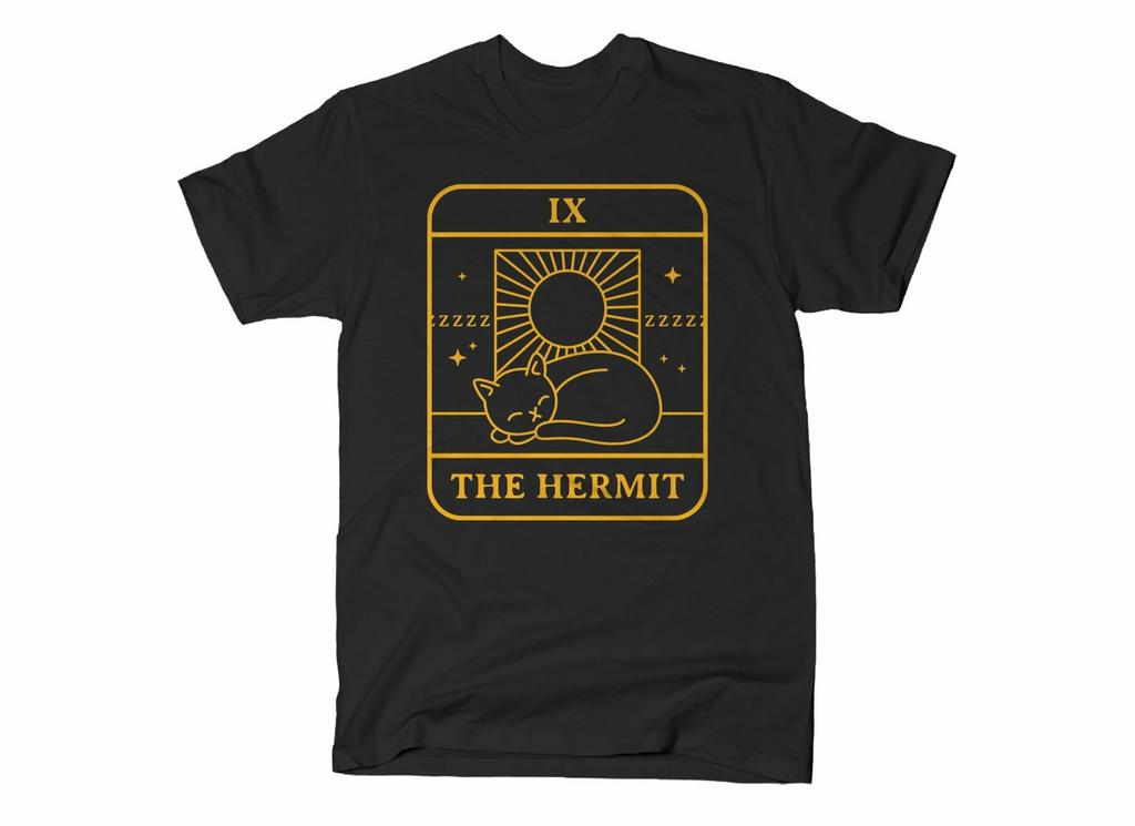 SnorgTees: The Hermit