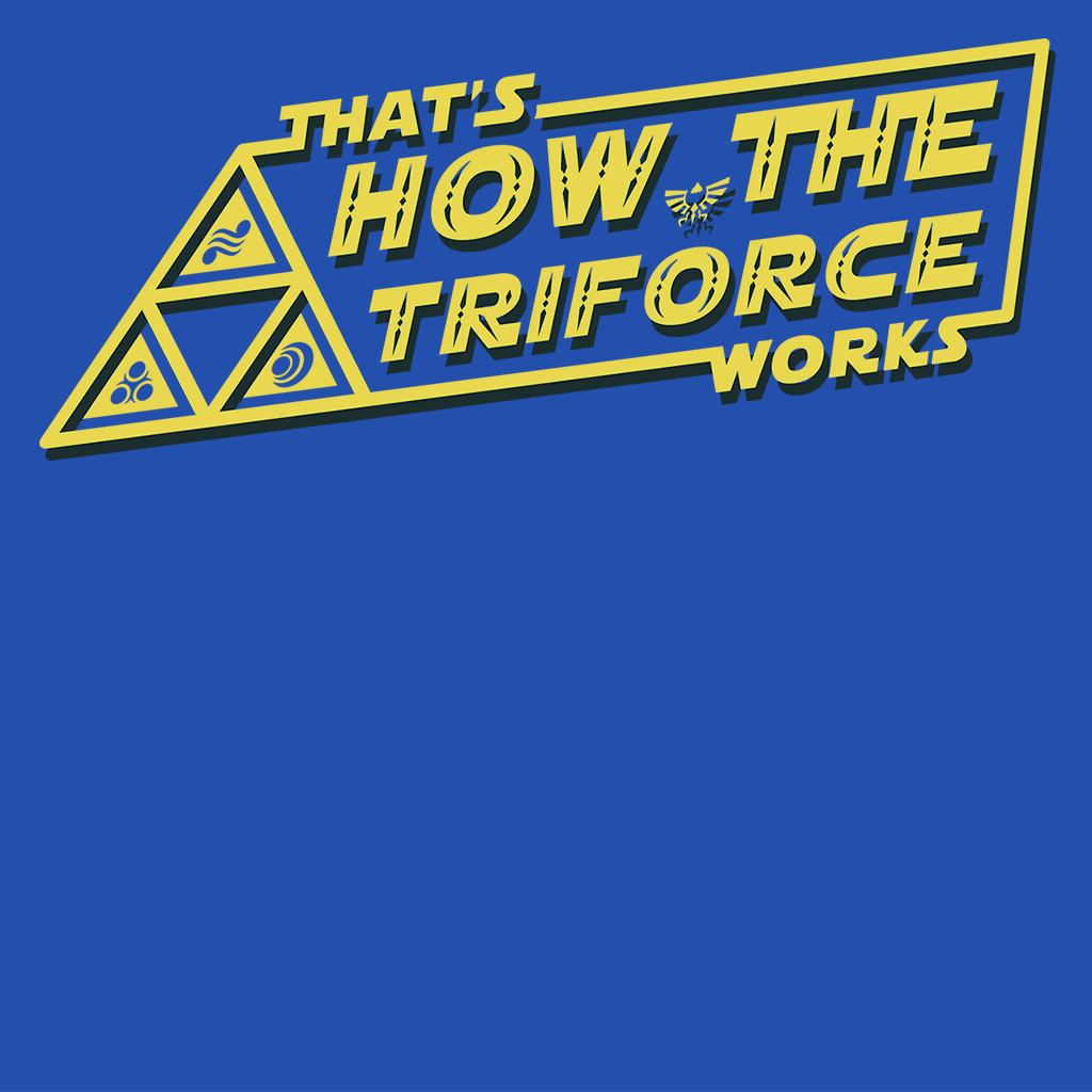Pop-Up Tee: How Triforce Works
