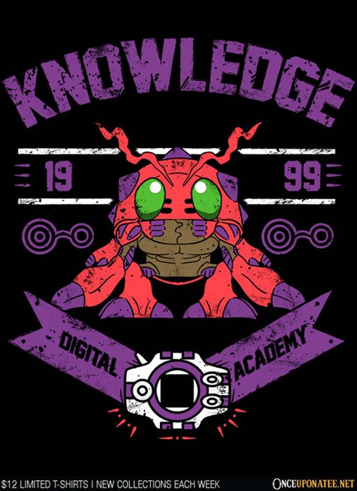 Once Upon a Tee: Knowledge Academy