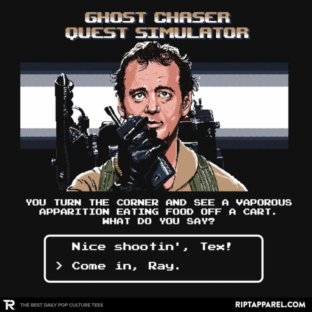 Ript: Ghost Chaser Quest Simulator