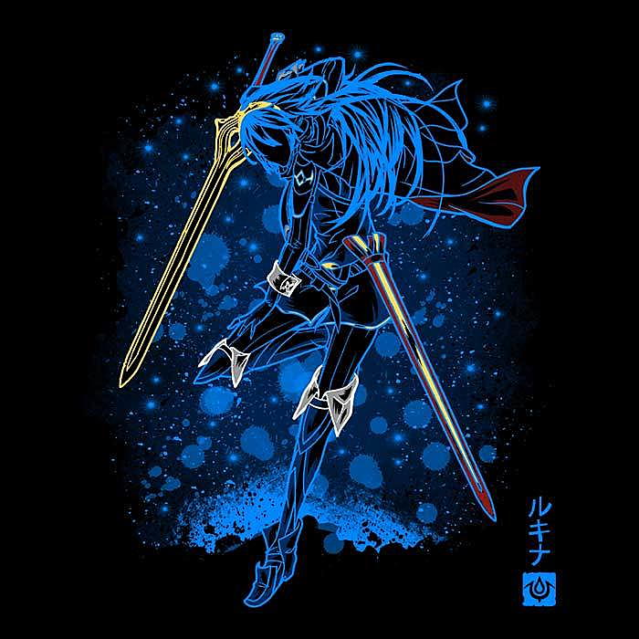 Once Upon a Tee: The Lucina
