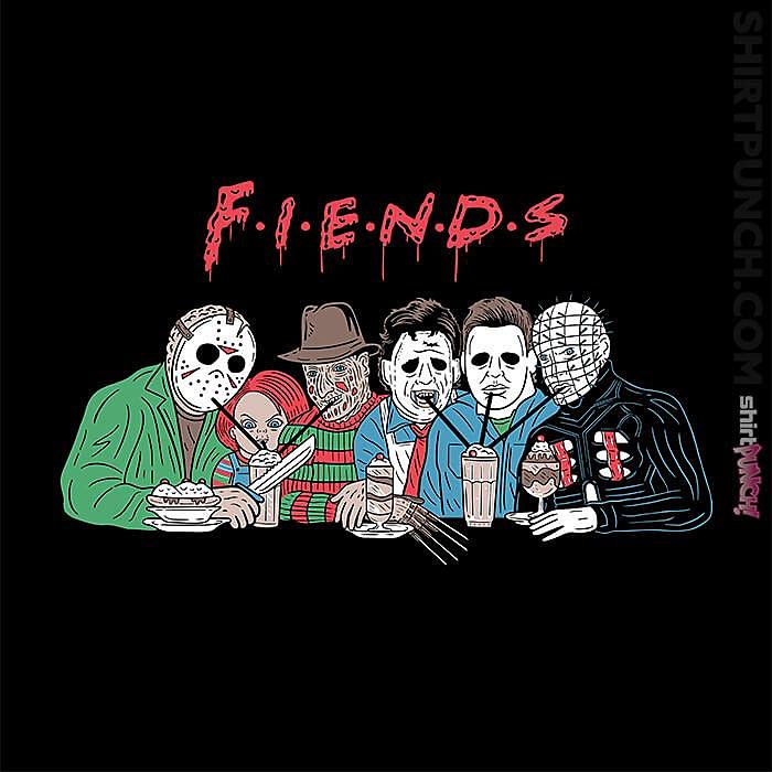 ShirtPunch: Horror Fiends