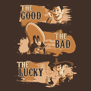Pampling: Good Bad Lucky