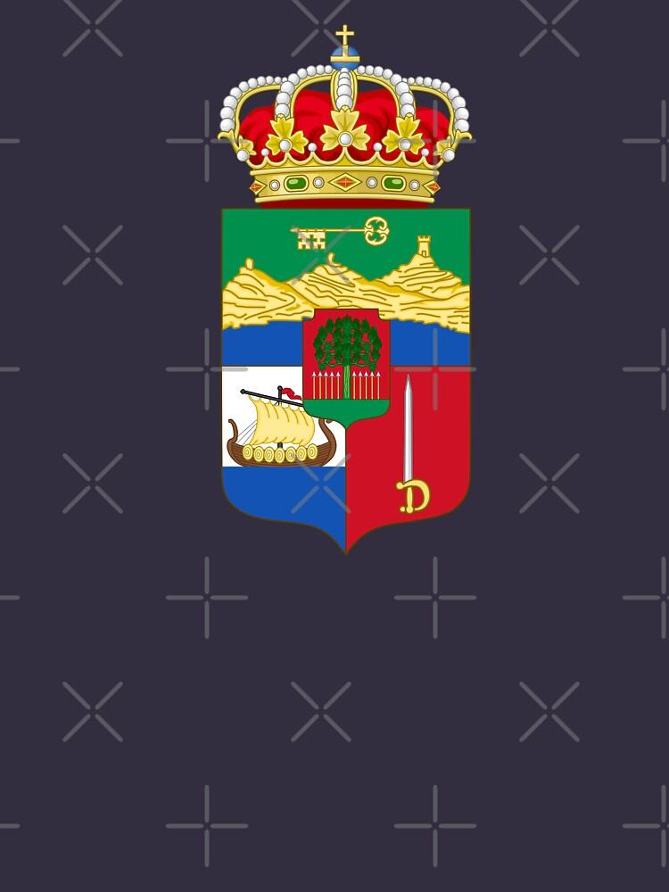 RedBubble: Coat of Arms of Vilagarcía de Arousa (Galicia/ Spain)