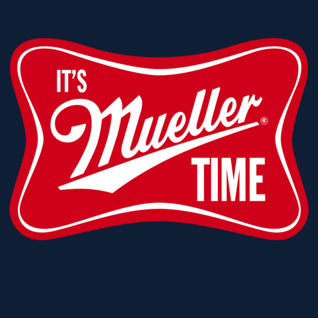 NeatoShop: Mueller Time Beer Edition